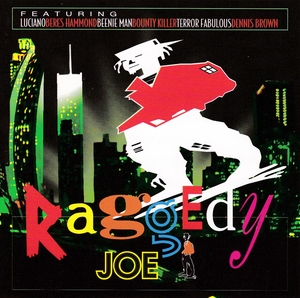 Raggedy Joe album cover