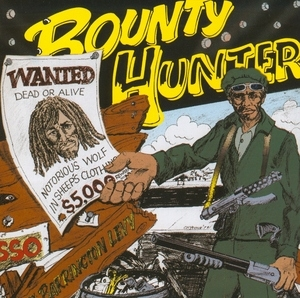Bounty Hunter~ Place Too Dark album cover