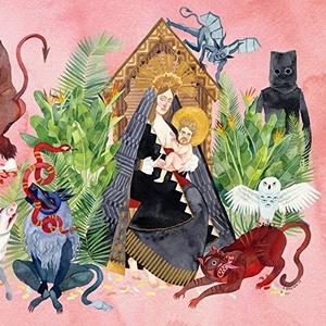 I Love You, Honeybear album cover