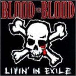 Livin' In Exile album cover
