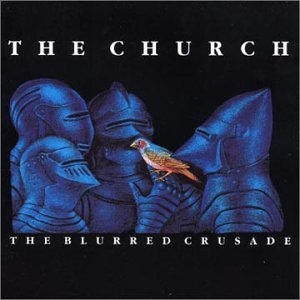 The Blurred Crusade album cover