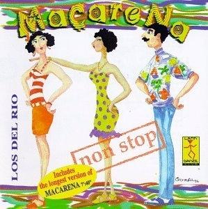 Macarena Non-Stop album cover