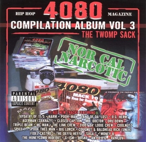 4080 Compilation, Vol. 3 album cover