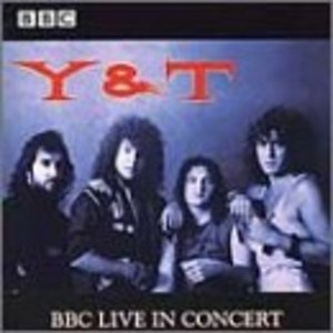 BBC In Concert: Live On The Friday Rock Show album cover