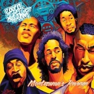 Montezuma's Revenge album cover