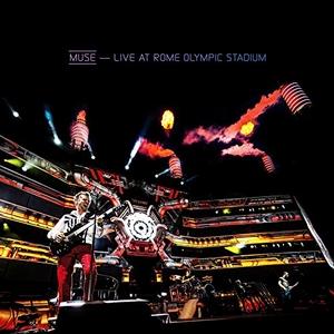 Live At Rome Olympic Stadium album cover
