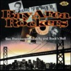 Bay Area Rockers 1957-1960 album cover
