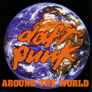 Around The World (Single) album cover