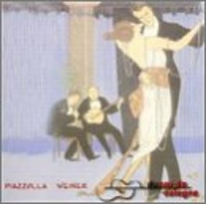 Piazzolla, Weiner album cover