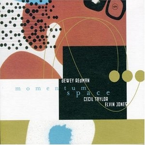 Momentum Space album cover
