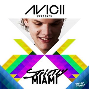 Avicii Presents Strictly Miami album cover