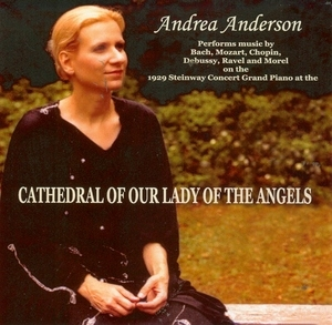 Cathedral Of Our Lady Of The Angels album cover