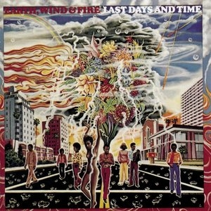 Last Days And Time album cover