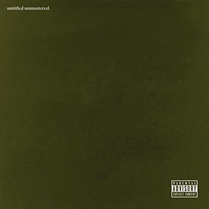 untitled unmastered. album cover