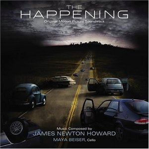 The Happening: Original Motion Picture Soundtrack album cover