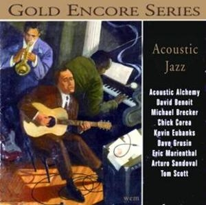 Acoustic Jazz (GRP) album cover