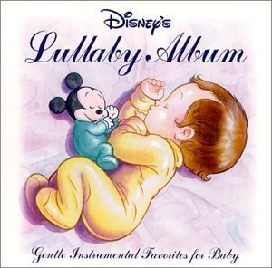Disney's Lullaby Album album cover
