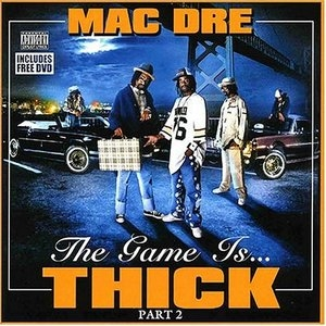 The Game Is Thick, Vol. 2 album cover