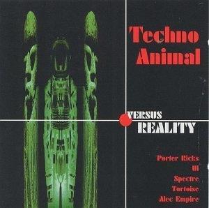 Versus Reality album cover