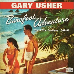 Barefoot Adventure: The 4 Star Sessions 1962-66 album cover
