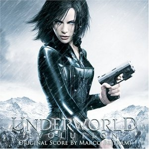 Underworld Evolution: Original Film Score album cover