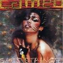 She's Strange album cover