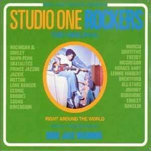 Studio One Rockers album cover