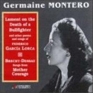 Garcia Lorca Poems & Songs album cover