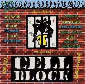 Cell Block, Vol. 1 album cover