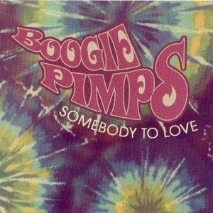 Somebody To Love (Single) album cover