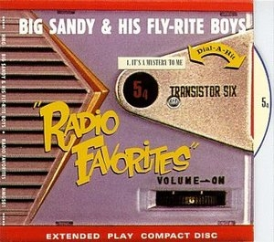 Radio Favorites album cover