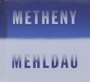 Metheny-Mehldau album cover