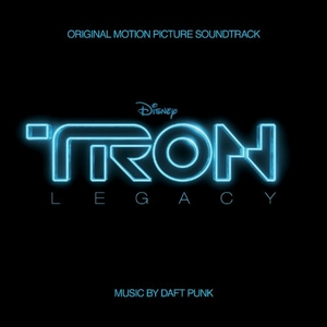 TRON: Legacy (Original Motion Picture Soundtrack) album cover