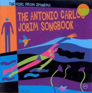 The Girl From Ipanema: The Jobim Songbook album cover