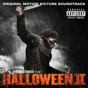 Halloween II (Soundtrack) album cover