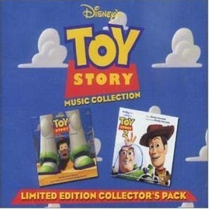 Toy Story Music Collection album cover