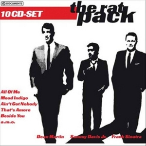 The Rat Pack  (Box Set) album cover
