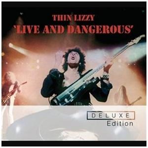 Live & Dangerous (Deluxe Edition) album cover