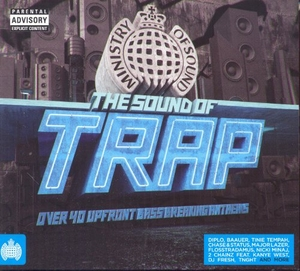 Ministry Of Sound: The Sound Of Trap  album cover