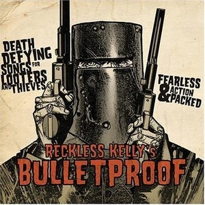 Bulletproof album cover