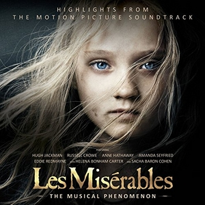 Les Misérables: Highlights From The Motion Picture Soundtrack album cover
