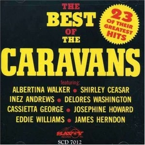 The Best Of  (Savoy) album cover