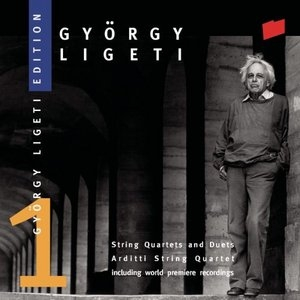 Ligeti: String Quartets And Duets album cover