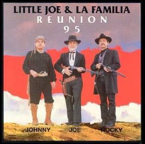 Reunion '95 album cover