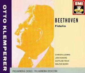 Beethoven: Fidelio album cover