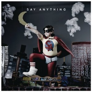 Say Anything album cover