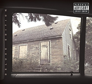 The Marshall Mathers LP2  album cover
