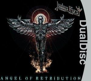 Angel Of Retribution album cover