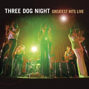 Greatest Hits Live album cover