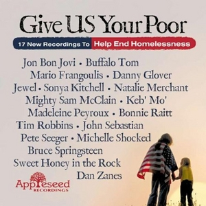 Give US Your Poor: 17 New Recordings To Help End Homelessness album cover
